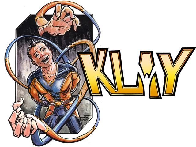 Klay by Lex Wilson and Jason Strutz - Logo
