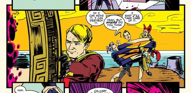 Klay by Lex Wilson and Jason Strutz - Panel 3