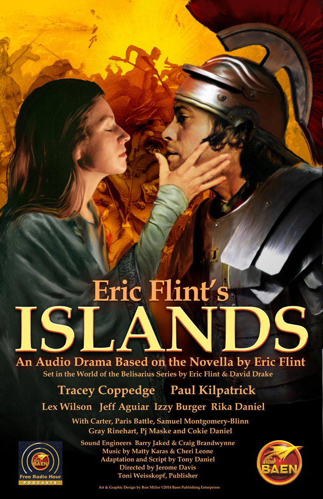 Islands by Eric Flint
