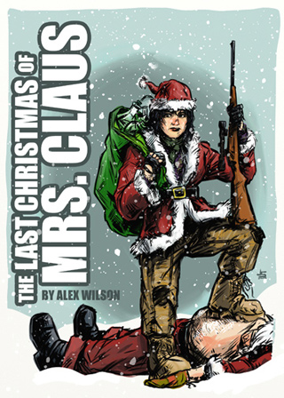 an earlier version of this short story appeared in the 2009 paperback anthology thoughtcrime experiments home the last christmas - The Last Christmas